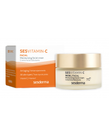 Sesvitamin-C Crema facial hidratante